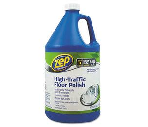 Zep, Inc. ZUHTFF128 High Traffic Floor Polish, 1 gal Bottle by ZEP INC.