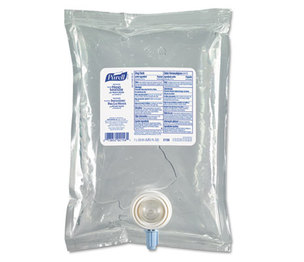 Gojo Industries, Inc GOJ 2156-04 Advanced Instant Hand Sanitizer NXT Refill, 1000mL, 4/Carton by GO-JO INDUSTRIES
