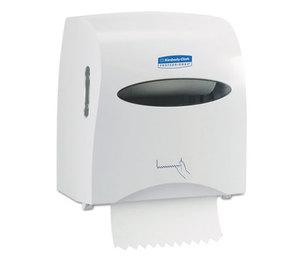Kimberly-Clark Corporation 10442 Slimroll Hard Roll Hand Towel System, 12 x 7 x 12 1/2, White by KIMBERLY CLARK