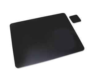 Artistic Products, LLC 1924LE Leather Desk Pad, 19 x 24, Black by ARTISTIC LLC