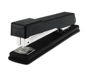 ACCO Brands Corporation S7040501B Light-Duty Full Strip Desk Stapler, 20-Sheet Capacity, Black by ACCO BRANDS, INC.