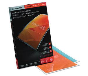 Swingline 3740474 Fusion EZUse Premium Laminating Pouches, 5 mil, 11 1/2 x 17 1/2, 100/Box by SWINGLINE