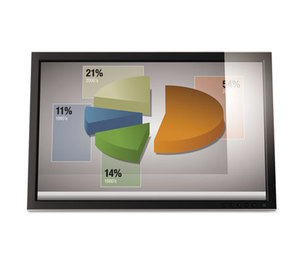 """3M AG195W9 Anti-Glare Flatscreen Frameless Monitor Filters for 19.5"""" Widescreen LCD Monitor by 3M/COMMERCIAL TAPE DIV."""