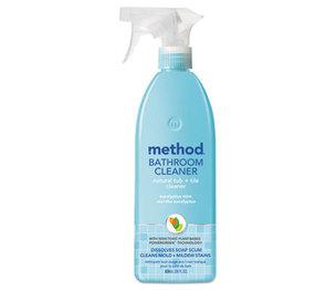 Method Products, Inc 00008 Tub 'N Tile Bathroom, Eucalyptus Mint, 28oz Bottle by METHOD PRODUCTS INC.