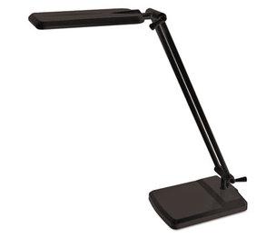 LEDU CORP. LED-L9112 5W LED Desk Task Lamp, 7-1/2w x 14-3/4h, Black by LEDU CORP.