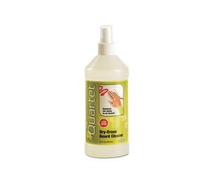 Quartet 550 BoardGear Marker Board Spray Cleaner for Dry Erase Boards, 16oz Spray Bottle by QUARTET MFG.
