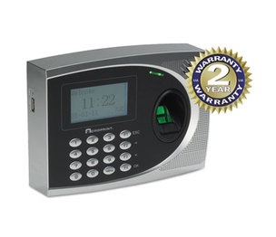Acroprint Time Recorder Company 01-0250-000 timeQplus Biometric Time and Attendance System, Automated by ACRO PRINT TIME RECORDER