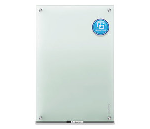 Quartet G3624F Infinity Glass Marker Board, Frosted, 36 x 24 by QUARTET MFG.