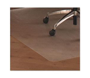 Floortex 128919ER Cleartex Ultimat Polycarbonate Chair Mat for Hard Floors, 35 x 47, Clear by FLOORTEX