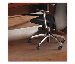 Floortex 1215015019ER Cleartex Ultimat XXL Polycarbonate Chair Mat for Hard Floors, 60 x 60, Clear by FLOORTEX