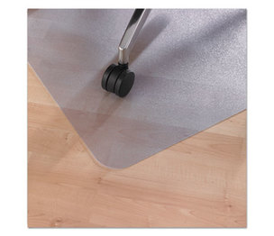Floortex ECO3048EP EcoTex Revolutionmat Recycled Chair Mat for Hard Floors, 48 x 30 by FLOORTEX