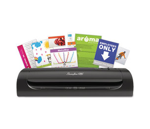 "Swingline 1703074 Fusion 1100L Laminator, 9"" Wide, 5mil Maximum Document Thickness by SWINGLINE"