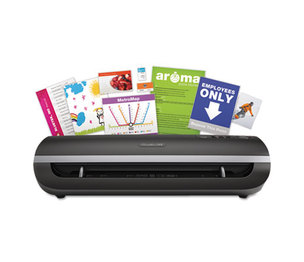 "Swingline 1703078 Fusion 5100L Laminator, 12"" Wide, 10mil Maximum Document Thickness by SWINGLINE"