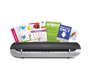 "Swingline 1703075 Fusion 3000L Laminator, 12"" Wide, 5mil Maximum Document Thickness by SWINGLINE"