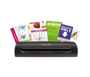 "Swingline 1703072 Fusion 1000L Laminator, 3mil to 9""W; 5mil 4"" x 6"" by SWINGLINE"
