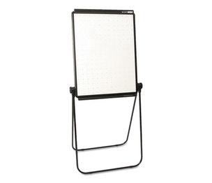 Quartet 100TE Unimate Total Erase Presentation Easel, 26 x 34, White Surface, Black Frame by QUARTET MFG.