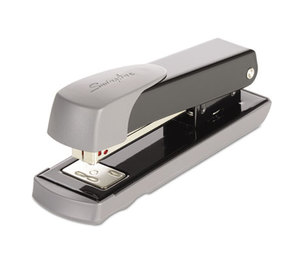 ACCO Brands Corporation S7071101R Compact Commercial Stapler, Half Strip, 20-Sheet Capacity, Black by ACCO BRANDS, INC.