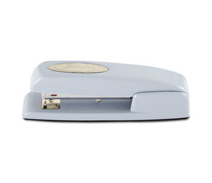 ACCO Brands Corporation S7074722 747 Business Full Strip Desk Stapler, 20-Sheet Capacity, Sky Blue by ACCO BRANDS, INC.