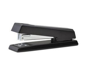 Stanley-Bostitch Office Products B660-BLACK No-Jam Premium Stapler, 20-Sheet Capacity, Black by STANLEY BOSTITCH