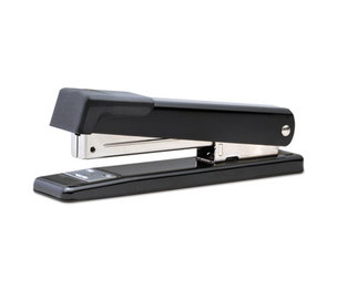 Stanley-Bostitch Office Products B515-BLACK Classic Metal Stapler, 20-Sheet Capacity, Black by STANLEY BOSTITCH
