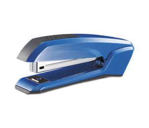 Stanley-Bostitch Office Products B210R-BLUE Ascend Stapler, 20-Sheet Capacity, Ice Blue by STANLEY BOSTITCH