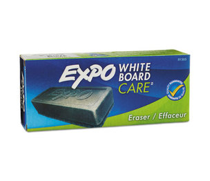 Sanford, L.P. 81505 Dry Erase Eraser, Soft Pile, 5 1/8w x 1 1/4h by SANFORD