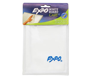 Sanford, L.P. 1752313 Microfiber Cleaning Cloth, 12 x 12, White by SANFORD