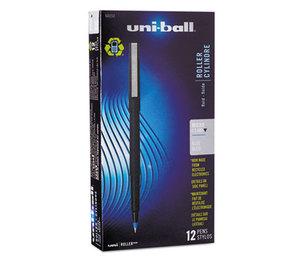 Sanford, L.P. 60153 Roller Ball Stick Dye-Based Pen, Blue Ink, Micro, Dozen by SANFORD