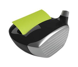3M GOLF330 Pop-Up Notes Golf Dispenser, 3 x 3, Golf Driver by 3M/COMMERCIAL TAPE DIV.
