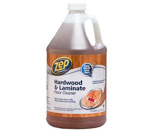 Zep, Inc. ZUHLF128 Hardwood and Laminate Cleaner, 1 gal Bottle by ZEP INC.