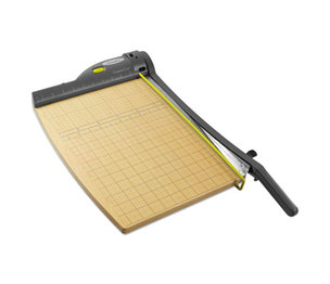 """ACCO Brands Corporation 9715 ClassicCut Laser Trimmer, 15 Sheets, Metal/Wood Composite Base, 12"""" x 15"""" by ACCO BRANDS, INC."""