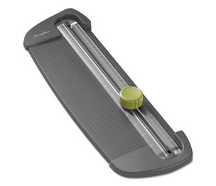 """ACCO Brands Corporation 1112A SmartCut Compact Personal Rotary Trimmer, 5 Sheets, Plastic Base, 5"""" x 16 1/2"""" by ACCO BRANDS, INC."""