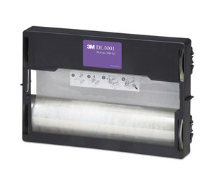 3M DL1001 Refill Rolls for Heat-Free Laminating Machines, 100 ft. by 3M/COMMERCIAL TAPE DIV.