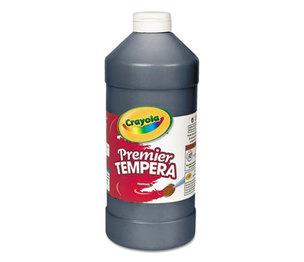 BINNEY & SMITH / CRAYOLA 541216040 Premier Tempera Paint, Violet, 16 oz by BINNEY & SMITH / CRAYOLA