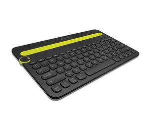 Logitech 920-006342 K480 Wireless Multi-Device Keyboard, Bluetooth, Black by LOGITECH, INC.
