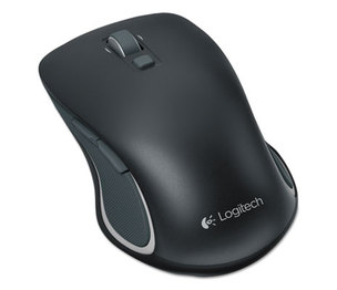 Logitech 910-003880 M560 Wireless Mouse, Black by LOGITECH, INC.