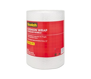 """3M 7954 Recyclable Cushion Wrap, 12"""" x 50 ft. by 3M/COMMERCIAL TAPE DIV."""