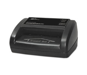 Royal Sovereign International RCD-2120 Portable Four-Way Counterfeit Detector, 5 x 3 1/2 x 2 3/8, Black by ROYAL SOVEREIGN INTERNATIONAL