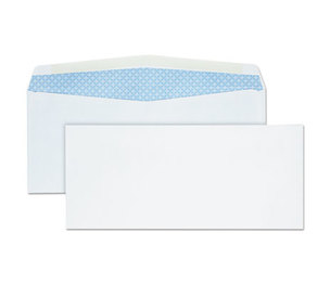 QUALITY PARK PRODUCTS 90030 Business Envelope, Contemporary, #10, White, 500/Box by QUALITY PARK PRODUCTS