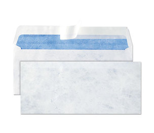 QUALITY PARK PRODUCTS R2010 Tyvek Lightweight Security Envelope, #10, White, 100/Box by QUALITY PARK PRODUCTS