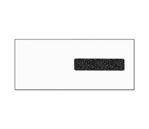Tops Products 50941 CMS-1500 Claim Form Self-Seal Window Envelope, 4 1/2 x 9 1/2, WE, 2500/Carton by TOPS BUSINESS FORMS