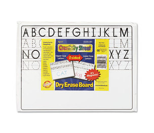 The Chenille Kraft Company 9884-10 Magnetic Dry Erase Board, 12 x 9, 10/Set by THE CHENILLE KRAFT COMPANY