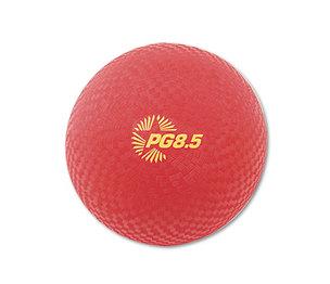 "CHAMPION SPORTS PG85 Playground Ball, 8-1/2"" Diameter, Red by CHAMPION SPORT"
