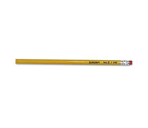 DIXON TICONDEROGA COMPANY 14412 Woodcase Pencil, HB #2 Lead,Yellow Barrel, 144/Box by DIXON TICONDEROGA CO.