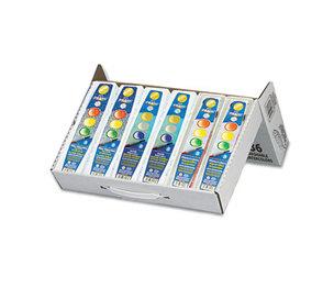 DIXON TICONDEROGA COMPANY 80519 Semi-Moist Watercolors, 8 Assorted Colors, 36/Set by DIXON TICONDEROGA CO.
