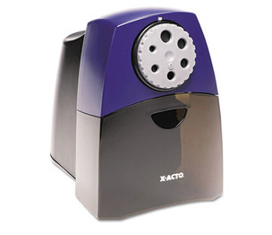 ELMER'S PRODUCTS, INC 1675 TeacherPro Classroom Electric Pencil Sharpener, Blue by ELMER'S PRODUCTS, INC.