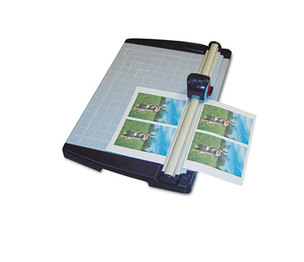 """ELMER'S PRODUCTS, INC 26455 Metal Base Rotary Trimmer, 10 Sheets, 11"""" x 15"""" by ELMER'S PRODUCTS, INC."""