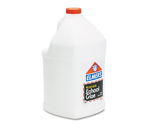 HUNT MFG. E340 Washable School Glue, 1 gal, Liquid by ELMER'S PRODUCTS, INC.