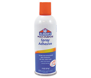 HUNT MFG. E451 Spray Adhesive, 11 oz, Aerosol by HUNT MFG.