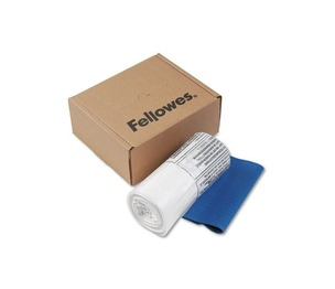 Fellowes, Inc 36052 Powershred Shredder Waste Bags, 6-7 gal Capacity, 100/CT by FELLOWES MFG. CO.